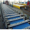 Lembaran logam Corrugated Tile Making Machine